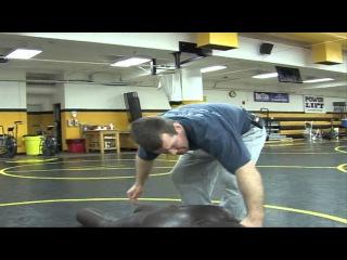 Chicago sports wrestling videographer wrestling Training w/ Tom Brands - Chicago Sports videography