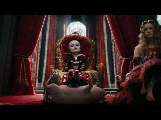 Alice in Wonderland (2010) Full animtion Movie Watch Online Free 1080p BluRay