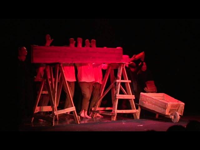 Как закалялась сталь Спектакли восьмой Школы