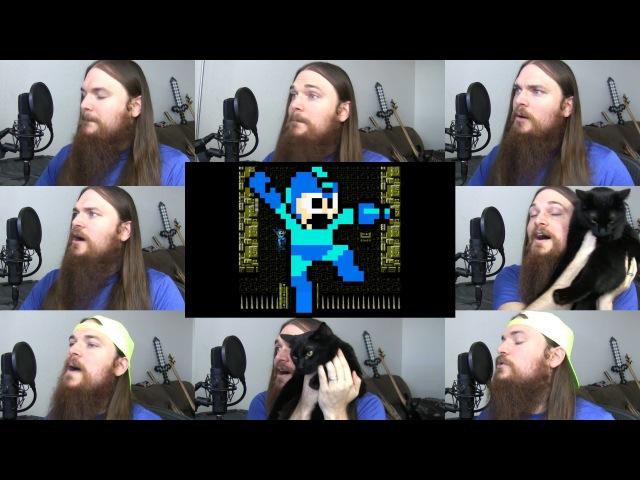 Mega Man 2 Dr Wily Stage Acapella
