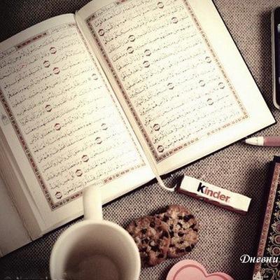 дневник мусульманки про