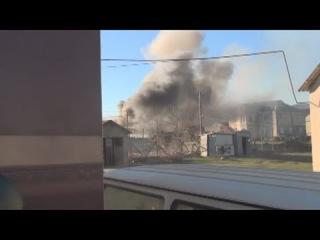 Бой в Дагестане с.Гурбуки между ФСБ и МВД РД и муджахидами!