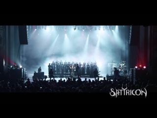 """Satyricon - Die By My Hand - Exclusive preview from """"Live at the Opera"""""""