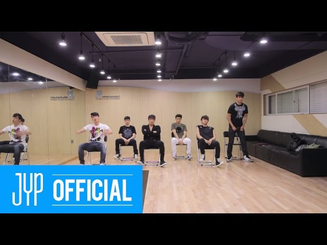 2PM A.D.T.O.Y.(하.니.뿐.) Dance Practice