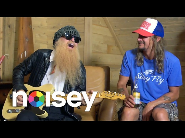 ZZ Top's Billy Gibbons ft Kid Rock Guitar Moves Episode 12