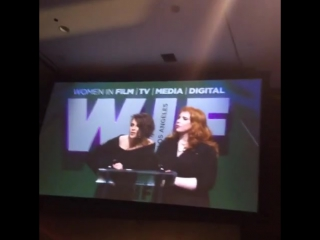 Women In Film 2015 Crystal And Lucy Awards ()