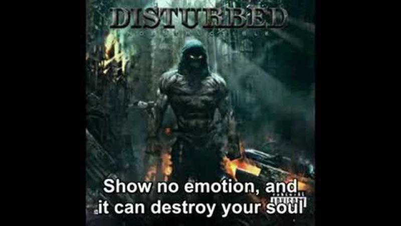 Disturbed Haunted Lyrics