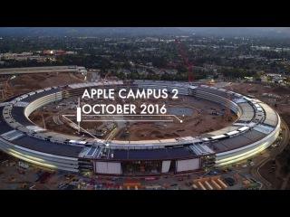 APPLE CAMPUS 2: October 2016 Construction Update
