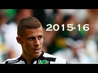 Thorgan Hazard 2015-16  Borussia Monchengladbach