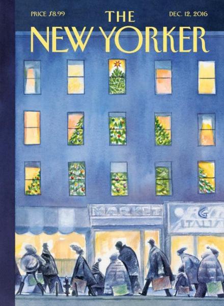 The New Yorker - 12 December 2016