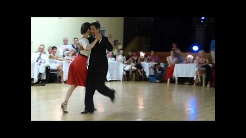 Tangoumois 2014 - Démo 002 - Amanda et Adrian Costa - 03 août 2014