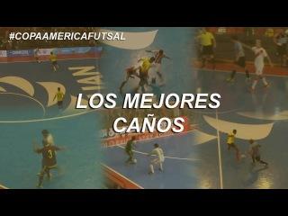 #CopaAmericafutsal Los mejores caos de la Copa Amrica futsal 2017