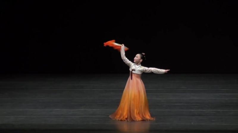 2015한국무용협회콩쿨 최가은(초5) 노을빛 꿈 - 이원아발레아카데미