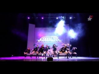PURPLOW Crew / STAY ALIVE vol.2 Guest show BA$HIZ /  Choreography