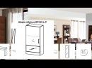 Меблі Таранко . Колекція Matteo. Модульні системи.Вітальні, Комоди