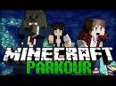 Minecraft:Прохождение карты Паркур от бога №1ания