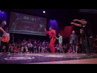 Conquistador vs One Peace Yes   5x5 breaking PRO   1:4   BOE 2016   ESTONIA   10 12 16
