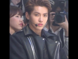 Kris left because his beauty dulled out everyone else illuminati confirmed