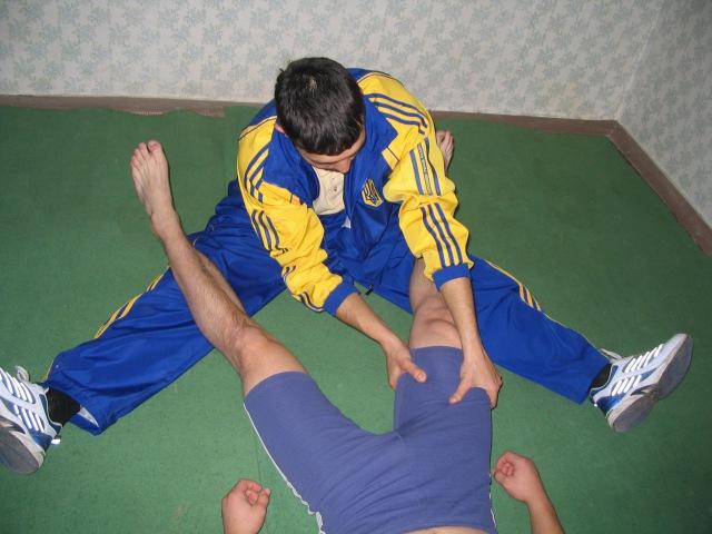 массаж 1 ХДАФК