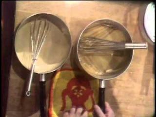Julia Child The French Chef- Mousse au Chocolat