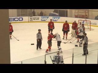 Alex Gallant vs. Mitchell Heard on October 1, 2015