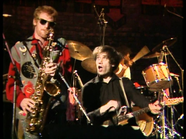 Ian Dury and the Blockheads - Blockheads, Live with Wilko Johnson (Game of Thrones Dr Feelgood)