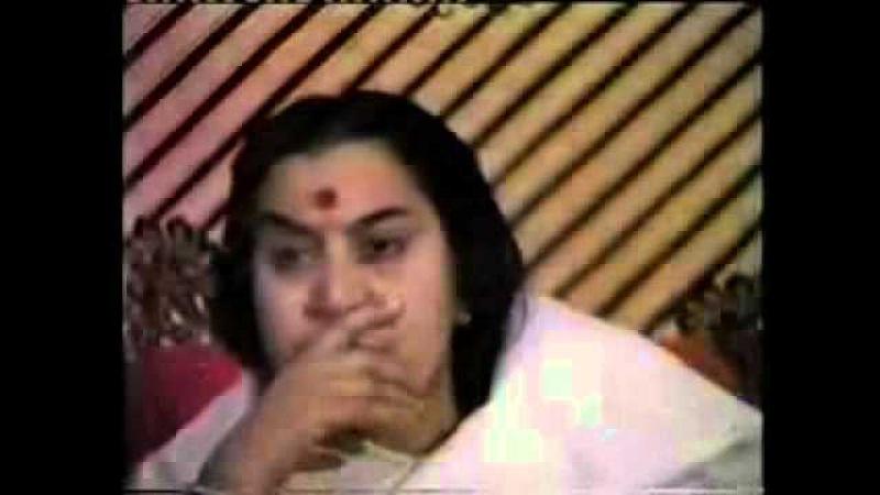 Посвящение единственный путь 31 07 1982 1 часть Sahaja Yoga