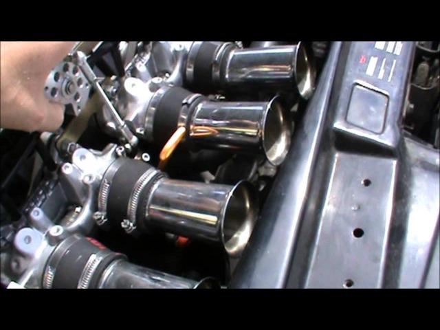 VW Racing SEAT Cordoba ABF Motor 2 0 16V Einzeldrossel Schrick Dbilas Friedrich