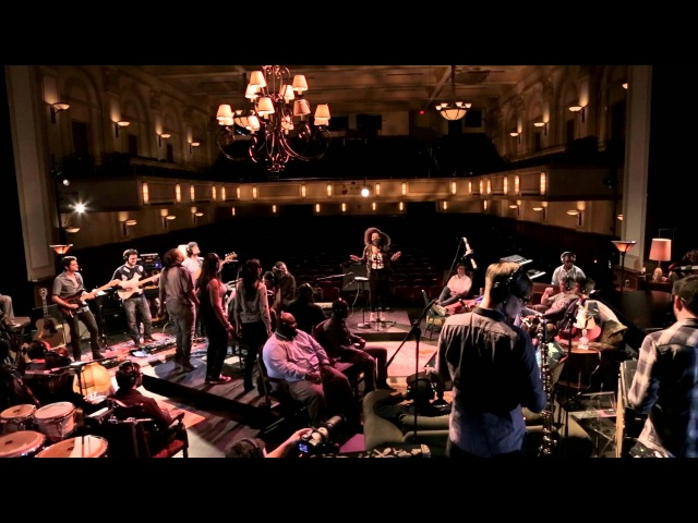 Snarky Puppy feat Chantae Cann Free Your Dreams Family Dinner Volume One