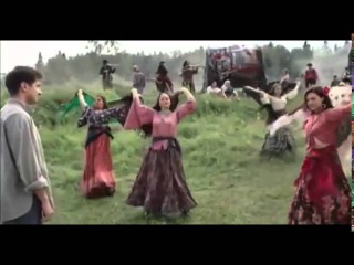 "music by Radda Erdenko & Romani (gipsy) SKA group ""RadaNIk"""