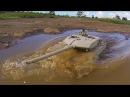 RC tank Henglong Leopard 2A6 and ZTZ99