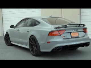 Audi A7_S7_RS7 Tuning Compilation _ Ауди А7 Тюнинг