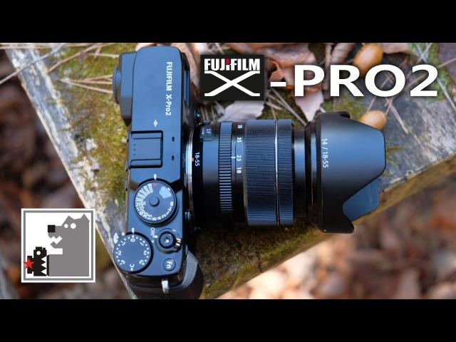 Fujifilm X-Pro2 | Лучший фотоаппарат APS-C