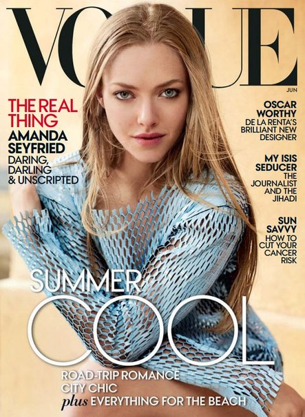 Vogue - June 2015  USA vk.com