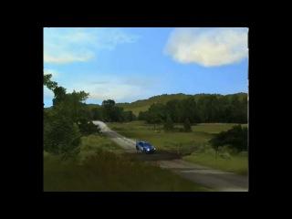 Самый хардкорный и реалистичный раллийный сим. RECORD 1:15:20 RBR (Richard Burns Rally) adv. rally school race Subaru (stock) by
