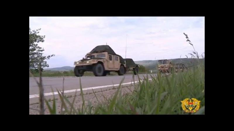 Tehnica militara SUA in Moldova