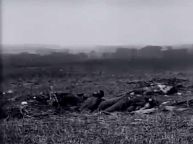 WW1: The Aisne-Marne Offensive (1918)