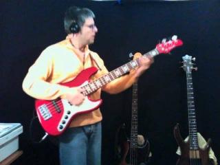 Night birds by Shakatak  personal bassline by Rino Conteduca with bass Mike Lull M5V custom