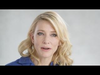 Cate Blanchett on the Female Gaze In Carol