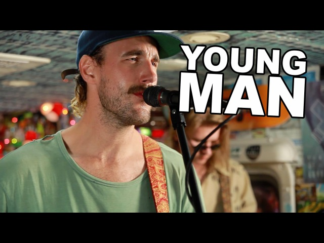 RAYLAND BAXTER - Young Man (Live in Austin, TX 2016) JAMINTHEVAN