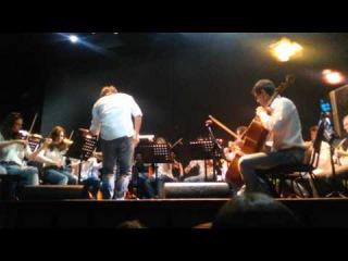 Симфоничейский трибьют группы Muse #rockestralive