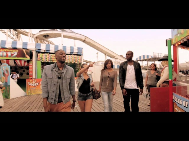 Bashy ft Loick Essien Freeze Snap Music Video