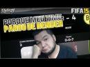 FIFA 15 | PORQUE MEU TIME PAROU DE RENDER? EU EXPLICO!