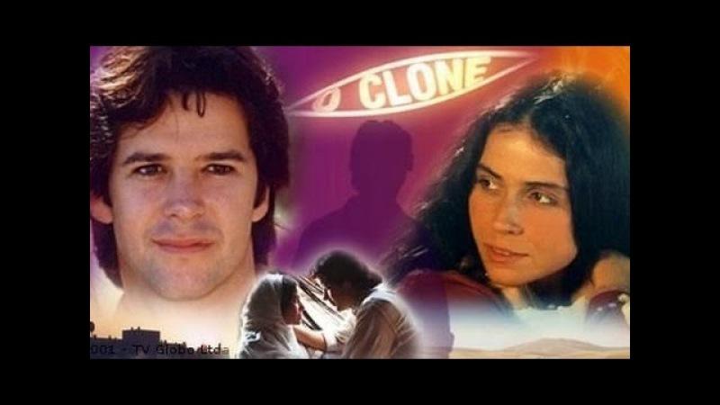 Клон / O Clone - Серия 26 из 250 (2001-2002) Сериал