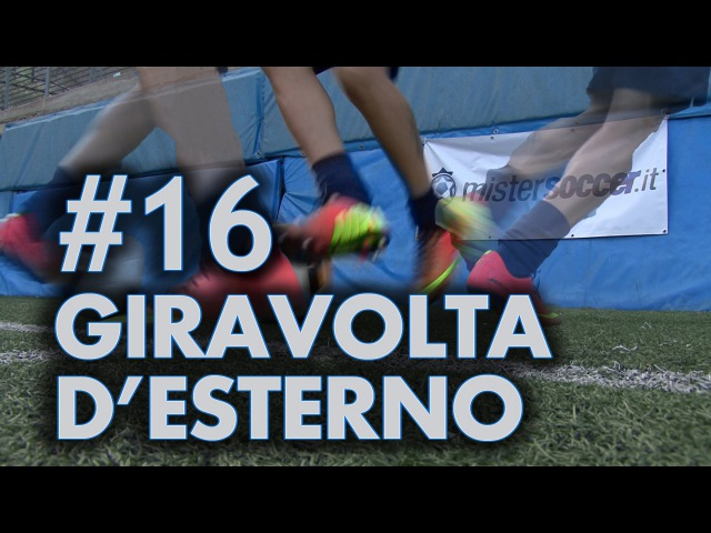 FINTA 16 GIRAVOLTA D'ESTERNO Ribery Robben Lucas Moura