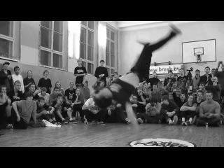 B-Boy Shustriy - Airflares (No Sense Crew)