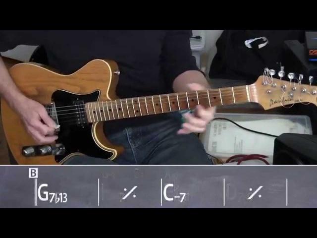 Mike Stern - Guitar Masterclass 1