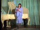 Майн ингеле (мой сыночек), Идиш, поёт Клара Вишневская