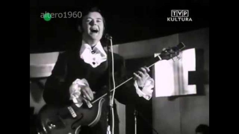 Czerwone Gitary Krzysztof Klenczon Biały Krzyż Opole 1969