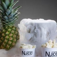 Крио Бар Краснодар. Мороженое и десерты. Молекул
